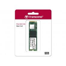 .M.2 NVMe SSD    128GB  Transcend 110S [PCIe 3.0x4, R/W:1800/1500MB/s, 180/150K IOPS, SM2263, 3DTLC]