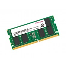 16GB DDR4-  2666MHz  SODIMM  Transcend PC21300, CL19, 260pin DIMM 1.2V