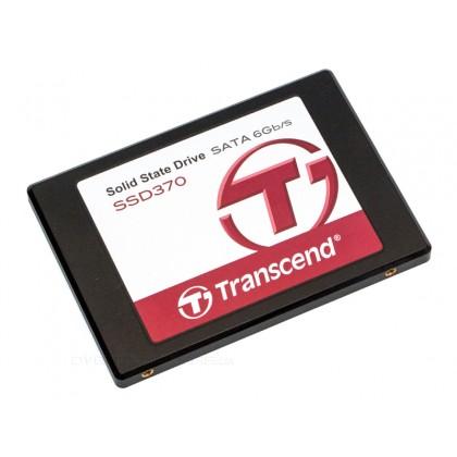 """2.5"""" SATA SSD     64GB Transcend """"SSD370"""" [R/W:560/460MB/s, 70/40K IOPS, SM2246EN, NAND MLC]"""