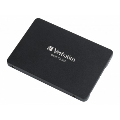 """2.5"""" SSD 256GB  Verbatim VI550 S3, SATAIII, Sequential Reads: 560 MB/s, Sequential Writes: 460 MB/s"""