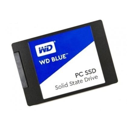 """2.5"""" SATA SSD 2.0TB  WD Blue [R/W:560/530MB/s, 95/84K IOPS, 88SS1074, 3D-NAND TLC BiCS3]"""