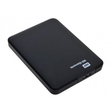 "2.0TB (USB3.0) 2.5""  WD Elements Portable External Hard Drive (WDBU6Y0020BBK-WESN)"", Black"