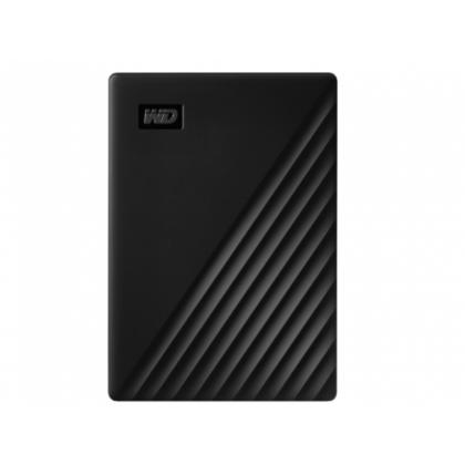 "1.0TB (USB3.1) 2.5""  WD My Passport Portable External Hard Drive (WDBYVG0010BBK-WESN)"", Black"
