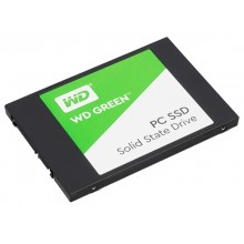 """2.5"""" SSD 240GB  Western Digital WDS240G2G0A  Green™, SATAIII, Sequential Reads: 545 MB/s, Sequential Writes: 465 MB/s"""