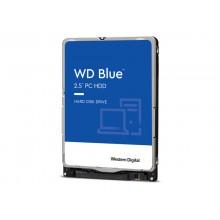 """2.5"""" HDD 2.0TB Western Digital """"Blue (WD20SPZX)"""" [SATA3, 128MB, 5400rpm, 7.0mm]"""