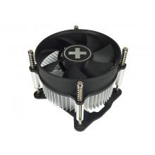"XILENCE Cooler XC030  Performance C Series ""I200"", Socket 1150/1151 up to 65W, 92x92x25mm, 2200rpm, <25dBA, 40.9CFM, 3pins, Screw&Back Plate inst., Aluminium Heatsink (45pcs/box)"