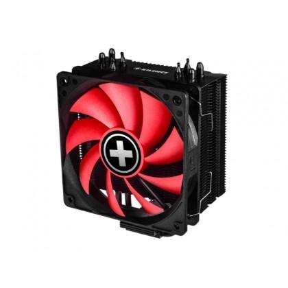 "XILENCE Cooler XC051  ""M704"" Performance A+ Series, Socket 1151/2066/2011 & AM4/FM2+/AM3+, up to 180W, 120х120х25mm, Hydro-bering fan, 700~1600rpm, 18.0~32.5dBA, 70CFM, 4pin, PWM,  4 heatpipes"