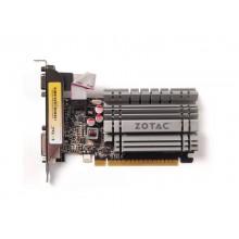 ZOTAC GeForce GT730 Zone Edition 4GB GDDR3, 64bit, 902/1600Mhz, HDCP, VGA, DVI-D, HDMI, Low Profile, Passive Heatsink, 2x Low profile bracket included, Lite Pack