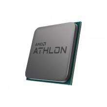 APU AMD Athlon 3000G (3.5GHz, 2C/4T, L2 1MB, L3 4MB, 14nm, Vega 3 Graphics, 35W), Socket AM4, Tray