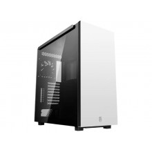 Case ATX Deepcool GamerStorm MACUBE 550, w/o PSU, 1x120mm, Dust Filter, Magn.TG Panel, USB3.0, White